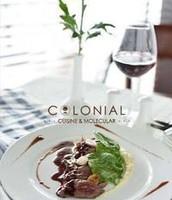 Colonial Cuisine & Molecular