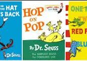 Favorite Book Week at Lower School