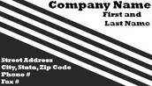 We Sell the Best Business Cards in Coppell