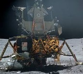 The Apollo Eagle Spacecraft