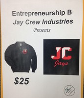 If you would like a half-zip JCPS pullover:sign up with Sasha