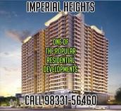Imperial Heights Dahisar East-- Motive Toward Capitalize