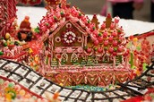Where Are Ginger Bread Houses Found?