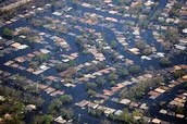 Flooding After Hurricane Katrina