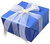 Holiday Gift Drive Success