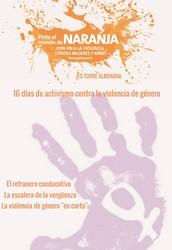 Nos unimos a la campaña de la ONU de 2015  #orangetheworld contra la violencia de género