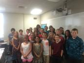 Mrs. Friday's fabulous class!