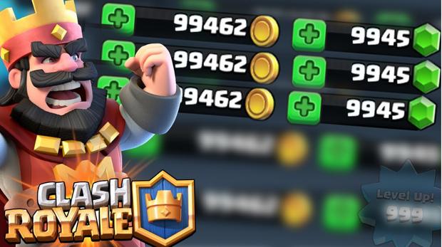 Download Clash Royale Mod Apk New