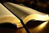 Agenda de ceremonia en honor a DIOS y Jesus