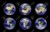 Earth from different Angles
