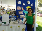 Nuestro hermoso stand | Our great stand