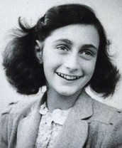 Who is Anne Frank?