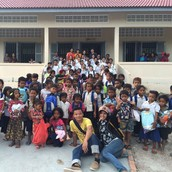 Group Photo at the school :)