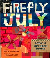 Firefly July by Paul Janeczko