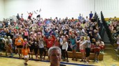 Assembly selfie from Wednesday