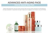 Set 1 - Arbonne's Advanced Anti-Aging Line - RE9 Advanced