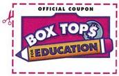 BOX TOPS: