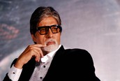 Amitabh Bachchan as Big Brother
