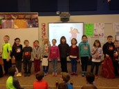 Second Grade Talent Day