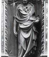 St John the Baptist Statue
