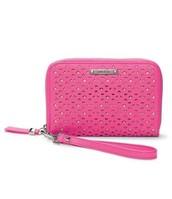 Tech Wallet - Glow Pink Perf