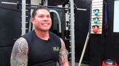 Mark Grijalva at his training center, MGM Fitness.