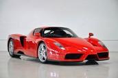 "A Ferrari the ""Enzo"" Model"