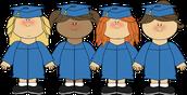 Graduate Photographs - Grade 8 and          Senior Kindergarten - April 21st