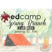 edcampSB Winter Edition - January 23rd