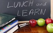 Literacy Lunch and Learn