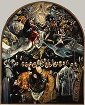 The Burial of Count Orgaz - El Greco