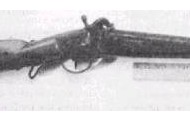 Double barrel shot-gun.