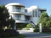 Art Moderne House 1930