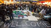 Alemania recibe a los primeros sirios reasentados desde Turquía