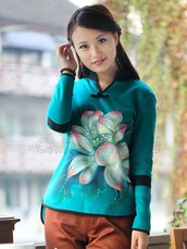 An Art of Designing Chinese Dresses in Different Patterns to Add Grace to Your Personality