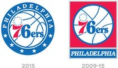 The 76ers logo