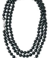 La Coco Black Beads