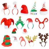 December 4 - Holiday Hats