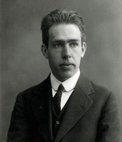 Niels bohr when he was older