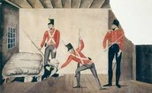 We here state in 1765......