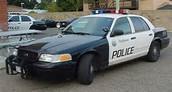 Firelands Police Car