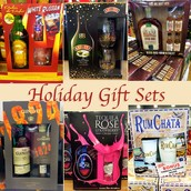 Holiday Liqour Gift Sets