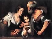ברנרדו סטרוצי, צייר איטלקי, 1644-1581