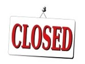 PCHC Closed: