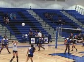 Lady Panther Volleyball!