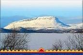 Saana Mountain