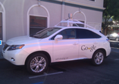 This is one of googles self driving cars!