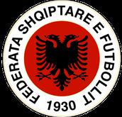 Albanian Soccer Team