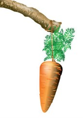 Kids Need Some Carrots to Inspire Learning