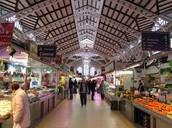 Market Square: Lonja & Central Market